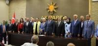 AK Parti Milletvekili Adayları İskenderun'da Tanıtıldı