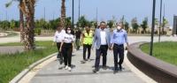 Antalya Büyükşehir Belediyesi'nden Expo Alanlarına Tam Not