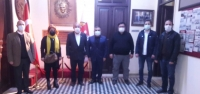 ARİAD'tan İGC'ye 10 Ocak Ziyareti