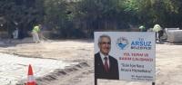 Arsuz Belediyesi, Çalışmalarını Sürdürüyor