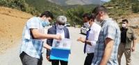 Arsuz - Samandağ Yoluna Yakın Takip