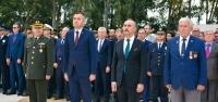 Arsuz'da 18 Mart Çanakkale Zaferi Ve Şehitleri Anıldı