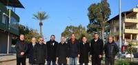 Arsuz'da Asfalt Çalışmaları Başladı