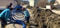 Arsuz'da İçme Suyu Hatları Yenileniyor