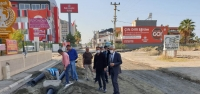 Arsuz'da Koordineli Çalışma