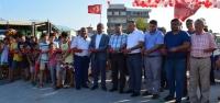 Arsuz'da 'Lunapark' Açıldı