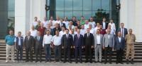 Arsuz'da Muhtarlarla İstişare Toplantısı