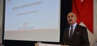 Arsuz'da 'Zeytin Yetirştiriciliği Paneli' Gerçekleşti