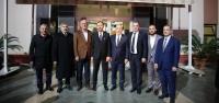 Bakan Kasapoğlu'ndan Seyfi Başkan Teşekkür