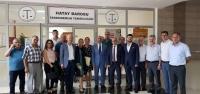 Başkan Culha, Bir Dizi Ziyaret Gerçekleştirdi