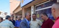 Başkan Culha, Gözcüler Halkıyla Buluştu