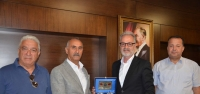 Başkan Culha İTSO'yu Ziyaret Etti