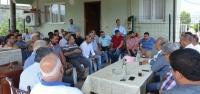 Başkan Culha, Madenli Halkıyla Buluştu