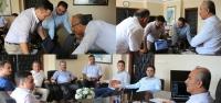 Başkan Culha, Mesleğini Konuşturdu!