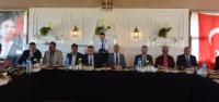 Başkan Culha, Muhtarlar Toplantısına Katıldı