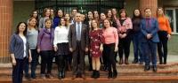 Başkan Culha, 'Önemli Olan Görev Yaptığınız Süre İçerisinde İz Bırakmanızdır'