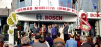 Başkan Culha, 'Tufanlar Mobilya' Açılışına Katıldı