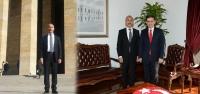 Başkan Culha, Vali Topaca'yı da Unutmadı!