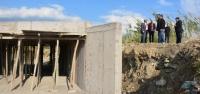 Başkan Culha, Yeni Köprü Çalışmalarını Yerinde İnceledi