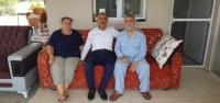 Başkan Culha'dan Yaşlı ve Hastalara Ziyaret