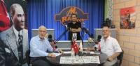 Başkan Fatih Tosyalı Mega Radyo'da Gündemi Konuştu