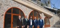 Başkan GÜL Tarihi Yapıyı Restore Ettirdi