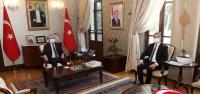 Başkan Gül'den Vali Doğan'a Ziyaret