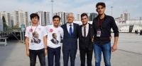 Başkan Güven 'Gençlerimize Güvenimiz Tam'