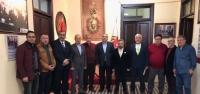 Başkan Siper'den İGC'ye Ziyaret!