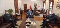 Başkan Tosyalı Ankara'da Temaslarda Bulunuyor