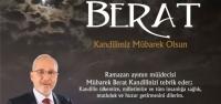 Başkan Tosyalı Berat Kandili'ni Kutladı