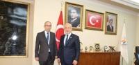 Başkan Tosyalı: 'Emniyet Teşkilatımızın Her Daim Yanındayız'