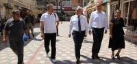 Başkan Tosyalı: Kültür Sokağı Çalışmaları Başlıyor