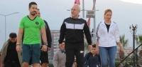Başkan Tosyalı Vatandaşlarla Sabah Sporunda