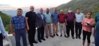 Başkan Tosyalı Yaylada Vatandaşlarla Buluştu