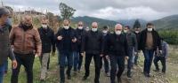 Başkan Tosyalı'dan Arsuz'a Geçmiş Olsun Ziyareti