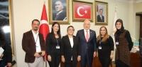 Başkan Tosyalı'dan Girişimci Bayanlara Tam Destek