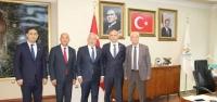 Başkan Tosyalı'dan İskenderun'a İki Müjde