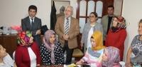 Başkan Tosyalı'dan Kültür Evlerine Ziyaret