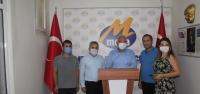 Başkan Tosyalı'dan MEGA Medya'ya Tebrik Ziyareti,
