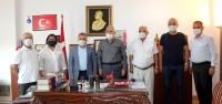 Başkan Tosyalı'dan Turizm Derneği'ne Ziyaret