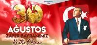 Başkan Tosyalı'dan Zafer Bayramı Mesajı