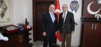 Başkan'ı Tosyalı'dan Yavuz Müdüre Hayırlı Olsun Ziyareti