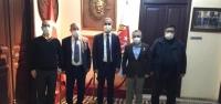 Başsavcı Çelikkol'dan İGC'ye Ziyaret