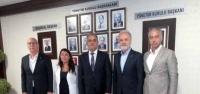 Başsavcı Çelikkol'dan İTSO'ya Veda Ziyareti