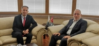 Başsavcı Ünalan'dan Başkan Tosyalı'ya Ziyaret