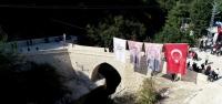 Batıayaz Köprüsü Eski Güzelliğine Kavuştu