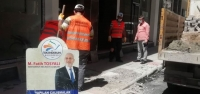 'Belediye Ekipleri Şehrin Dört Bir Tarafında'