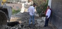 Belen Belediyesi Sarımazı'da Asfalta Başlıyor