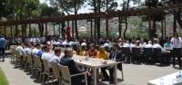 Belen'de Bayramlaşma Töreni Düzenlendi